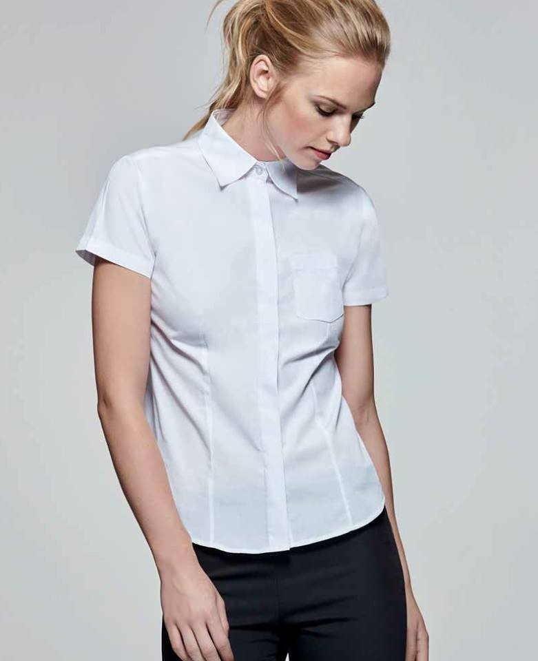 Dámská košile s krátkým rukávem SOFIA 3c7908b54c