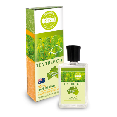 Tea tree oil - 100% silice 10ml