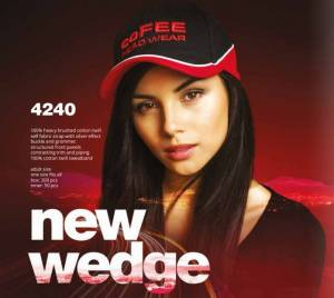 Čepice New wedge