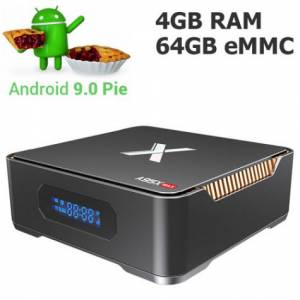 TV Box A95X MAX S905X2 4/64GB Android 9.0