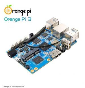 Orange Pi 3 AllWinner H6