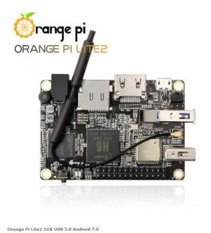 Orange Pi Lite2 1GB USB 3.0 Android 7.0
