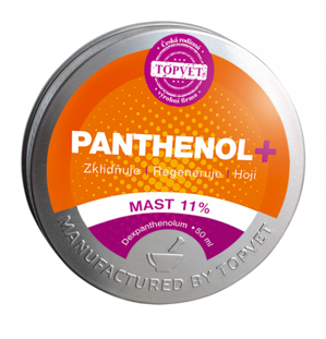 PANTHENOL + MAST 11% 50ml